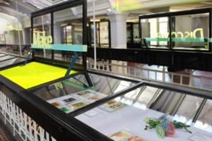 Photo: Manchester Craft Mafia Exhibition in The Study