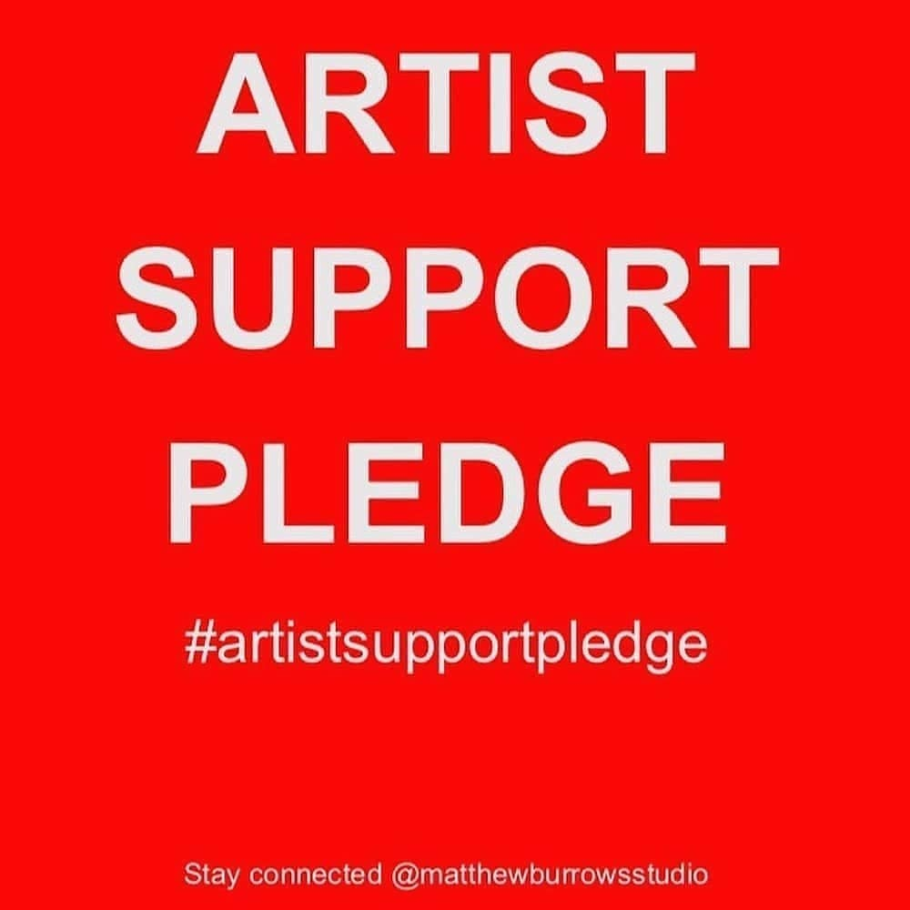 Photo: Artist Support Pledge Shop