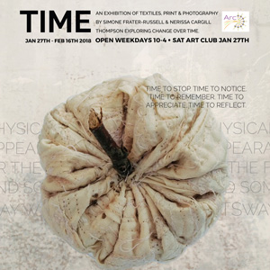 Photo: Time – Exhibition at Arc