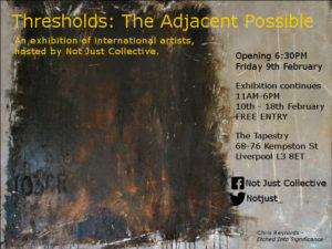 Photo: Thresholds – Exhibition in Liverpool