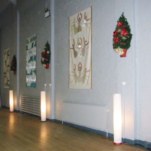 Photo: Christmas Banners & Installation
