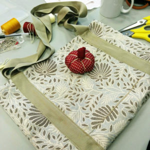 Photo: Bag Making