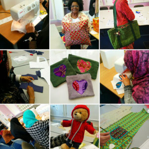 Photo: Learn to Sew courses