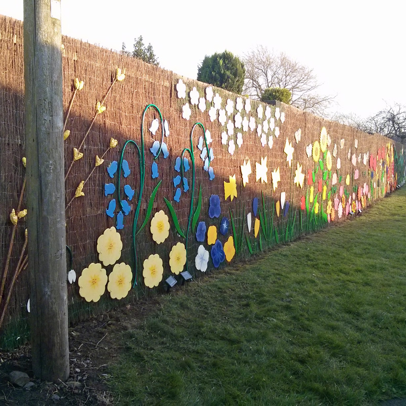 Photo: Seasons Mural